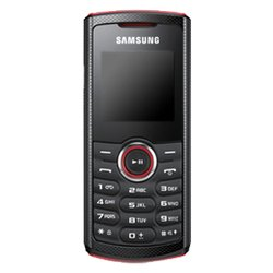 samsung gt-e2120 (candy red)