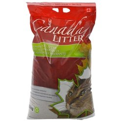 Canada Litter Scoopable Unscented (18 кг)