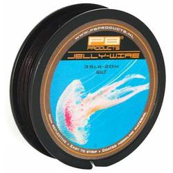 Поводковый материал PB Products Jelly Wire 20m 15lb Silt