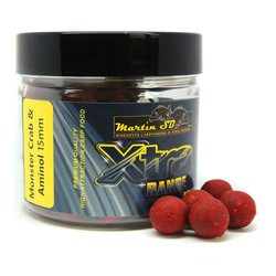 Бойлы тонущие Martin SB XTRA Boilies Monster Crab Aminol 15mm/200g