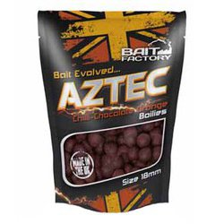 Бойлы тонущие Bait Factory AZTEC Chilli Chocolate & Orange 18mm/1kg