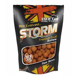 Бойлы тонущие Bait Factory STORM Tropical Fruit 14mm/1kg