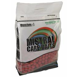 Бойлы тонущие Mistral Baits Rosehip Isotonic Red 20mm/5kg
