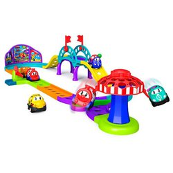 Трек Oball Go Grippers Adventure Park Train Playset