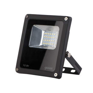 Gauss LED 10W IP65 6500К