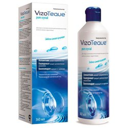 Раствор VizoTeque Pure Crystal