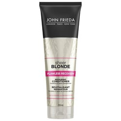 John Frieda кондиционер sheer BLONDE FLAWLESS RECOVERY repairing