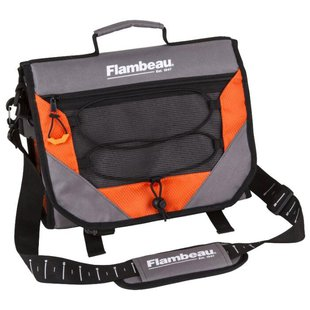 Сумка для рыбалки Flambeau Ritual 43S On-The-Fly Satchel 32х13.3х26см