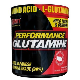 Аминокислота S.A.N. Performance Glutamine (300 г)