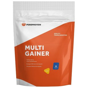 Гейнер Pure Protein Multi Gainer (3000 г)