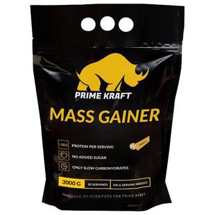 Гейнер Prime Kraft Mass Gainer (3000 г)