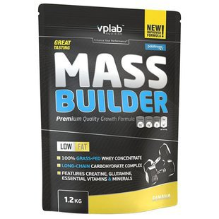 Гейнер VP Laboratory Mass Builder (1.2 кг)