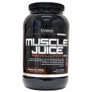 Гейнер Ultimate Nutrition Muscle Juice Revolution (2.12 кг)
