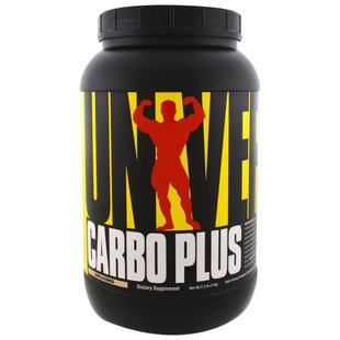 Гейнер Universal Nutrition Carbo Plus (1 кг)