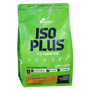 Изотоник Olimp Iso Plus Powder (1505 г)
