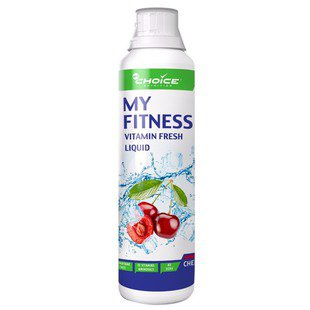 Изотоник MyChoice My Fitness Vitamin Fresh Liquid (500 мл)