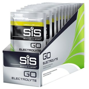 Изотоник Science In Sport GO Electrolyte Powder (18 шт х 40 г)