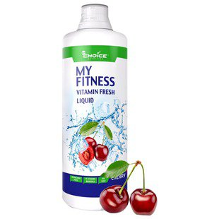Изотоник MyChoice My Fitness Vitamin Fresh Liquid (1000 мл)