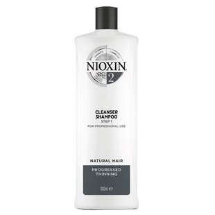 Nioxin шампунь System 2 Cleanser Step 1