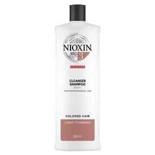 Nioxin шампунь System 3 Cleanser Step 1