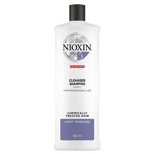 Nioxin шампунь System 5 Cleanser Step 1