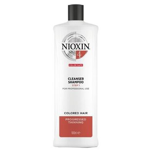 Nioxin шампунь System 4 Cleanser Step 1
