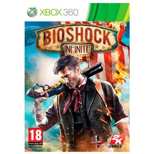 2K Games BioShock Infinite