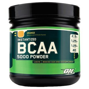 BCAA Optimum Nutrition BCAA 5000 Powder (380 г)