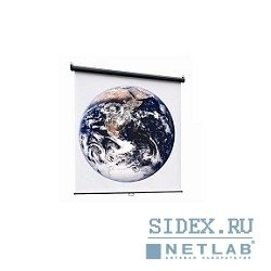 Экран настенный ScreenMedia 200x200 см (Economy-P SPM-1103)