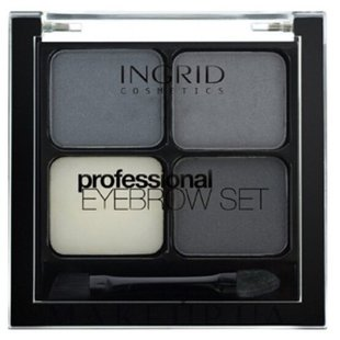 Ingrid Cosmetics Набор для бровей Professional Eyebrow Set