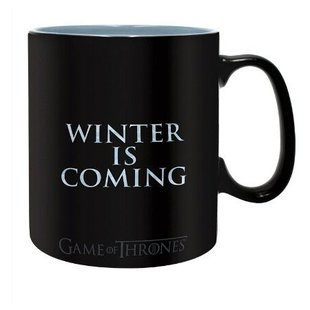 ABYstyle Кружка Game of Thrones Winter is here 460 мл