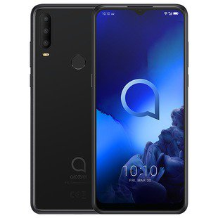 Alcatel 3X (2019) 5048Y DS 4/64GB (черный)