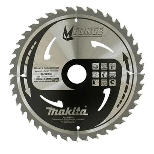 Пильный диск Makita M-Force B-31360 210х30 мм