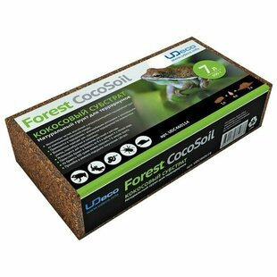 Грунт UDeco Forest CocoSoil, 0.6 кг