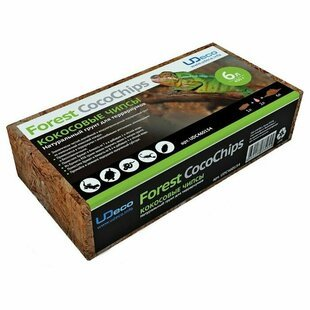 Грунт UDeco Forest CocoChips, 0.45 кг