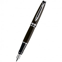 Ручка перьевая Waterman Expert 3 Deep Brown CT перо F (S0952220)