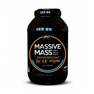Гейнер QNT Massive Mass (2700 г)