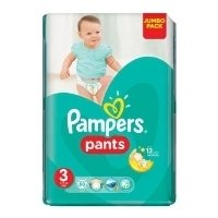 Pampers Pants 3 (6-11 кг) 60 шт.