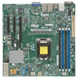 Supermicro X11SSH-F (Retail)