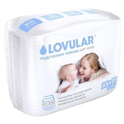 LOVULAR Hot Wind XS (2-5 кг) 22 шт.