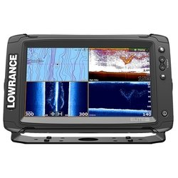 Lowrance Elite-9 Ti TotalScan